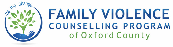 Family Violence Counselling Program of Oxford County Logo